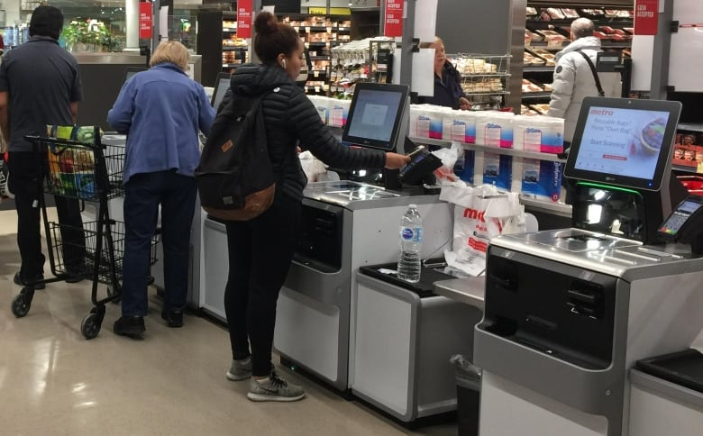 self checkout metro - A crime of opportunity: Why certain shoppers steal at self-checkout