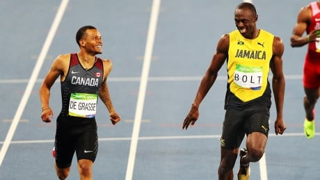 'Didn't expect to be neck-for-neck like that': De Grasse recalls definitive showdowns with Bolt