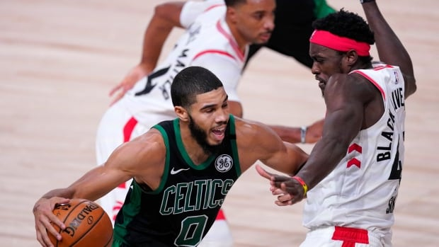 Raptors' championship defence comes to close with Game 7 loss to Celtics