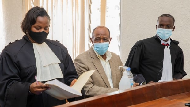 Paul Rusesabagina of Hotel Rwanda fame formally charged with terrorism offences