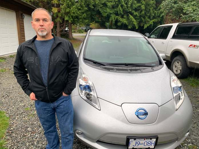 Owner Of All Electric Nissan Leaf Frustrated By Difficulty Of Getting New Battery Cbc News
