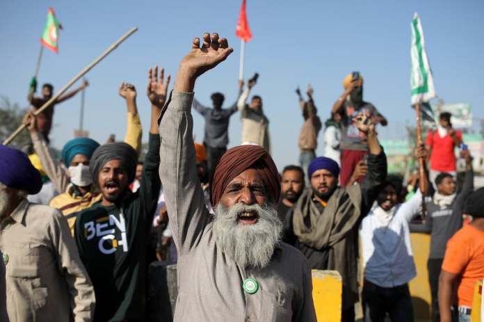 Farmers' protests in India are not just about land rights. They're about  our very identity | CBC News
