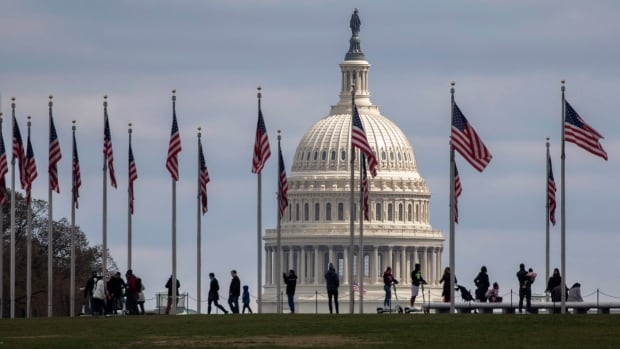 U.S. Congress approves $892B COVID-19 relief package; Trump to sign   CBC News