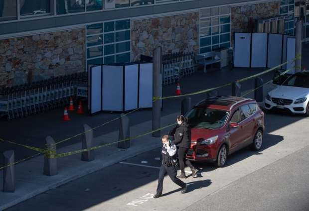 Man Killed in Vancouver Airport Shooting, Police Confirm   TUSEN News   The US Express News