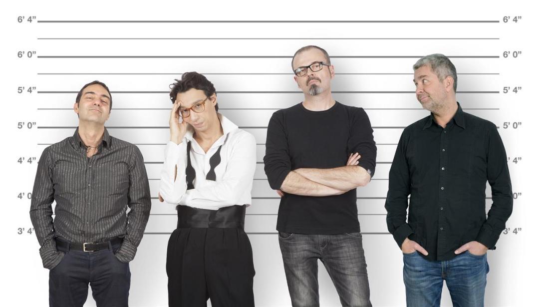 Paolo Jannacci Band Credit La Tenda Rossa