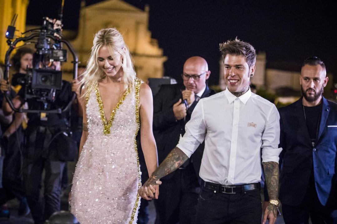 The Ferragnez Le Foto Piu Belle Del Matrimonio Di Fedez E Chiara Ferragni Phalbm25623943
