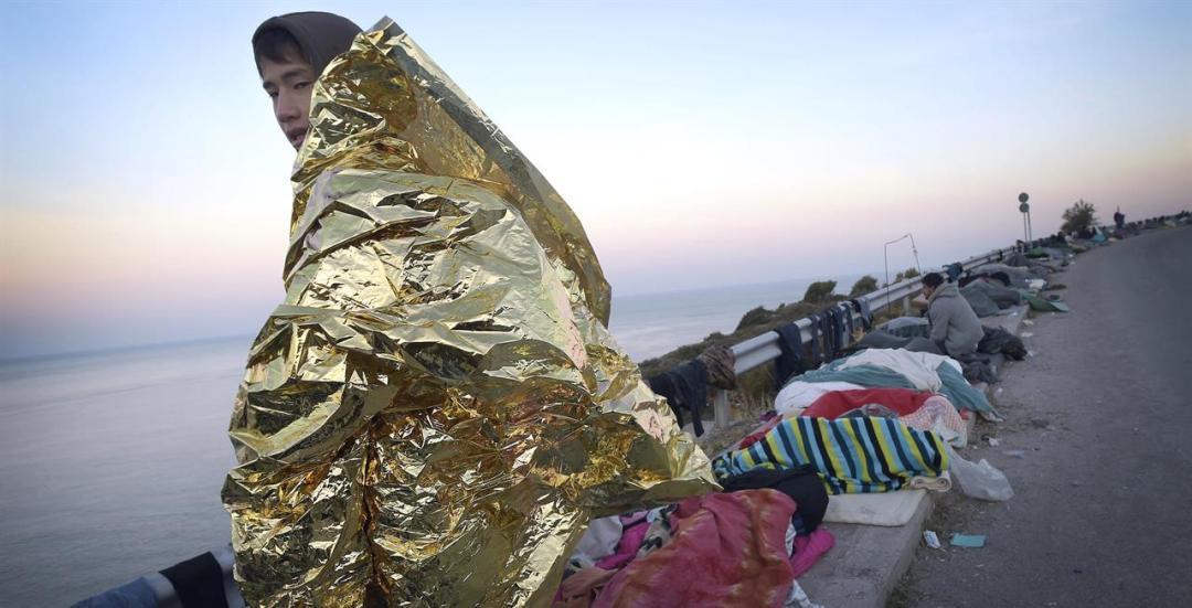 Migranti DANILO BALDUCCI:AG