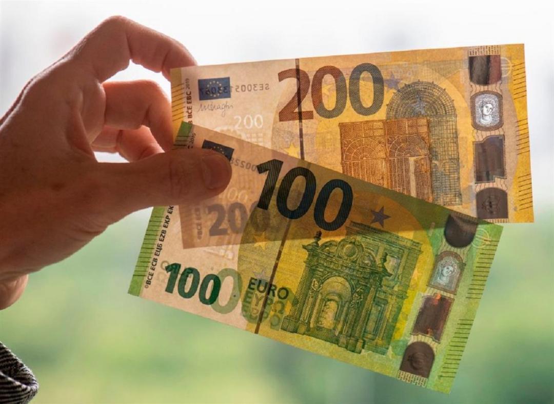 Euro Banconote Landscape