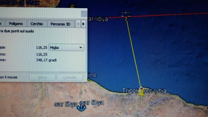 SAR LIBIA MIGLIA