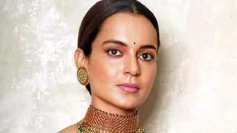 "Separately, Kangana also slammed the ""destructive and harmful"" act"