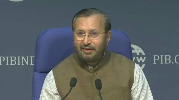 Cabinet approves merger; withdrawal restrictions lifted: Javadekar