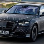 Interior Details Of Mercedes Benz S Class Sedan Leaked Ahead Of Launch Newsbytes