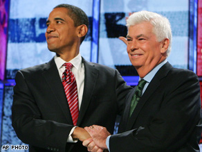 Chris Dodd will endorse Obama Tuesday.