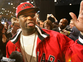 50 Cent says he was impressed with Obama's speech on race.