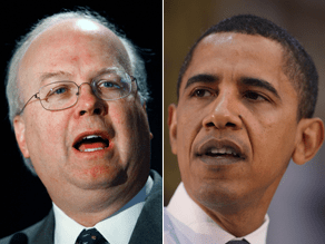 Rove is giving some free advice to Obama.