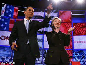 Blitzer: Could there be a dream ticket?