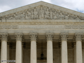 The next president will have a big impact on the direction of the Supreme Court.
