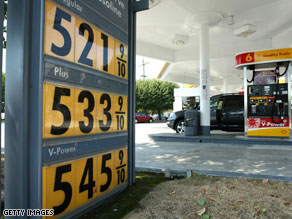 AAA reports the national average for regular unleaded is at $4.07, up nearly 37% from a year ago.