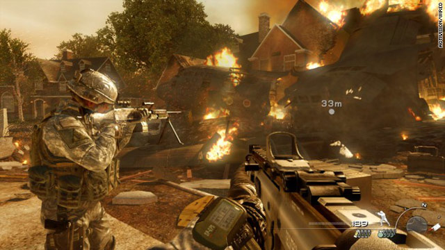 """Call of Duty: Modern Warfare 2"" embeds players in the battlefield in Afghanistan, Kazakhstan, Brazil, Russia and U.S"