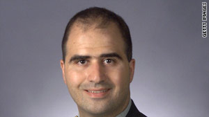 Maj. Nidal Hasan is suspected of shooting 13 people to death at Fort Hood in Texas.