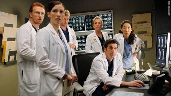 Medical dramas give bad information about seizure ...