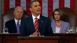 President Obama delivered his State of the Union address.