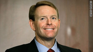 Tony Perkins is urging members of the Family Research Council to stop donating to the Republican National Committee.