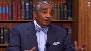 Rep. Charlie Rangel is accused of violating House rules on receiving gifts.