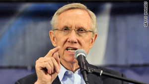 Senate-watchers are pondering what will happen if Majority Leader Harry Reid loses his seat in Tuesday's election.