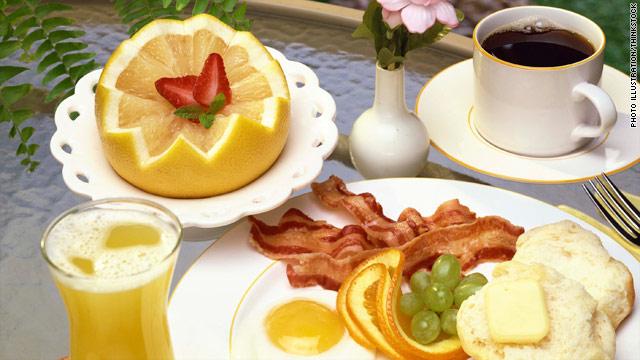 Best Western Continental Breakfast Items