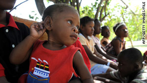 Danticat: The survival of Haiti rests on the childrens' shoulders