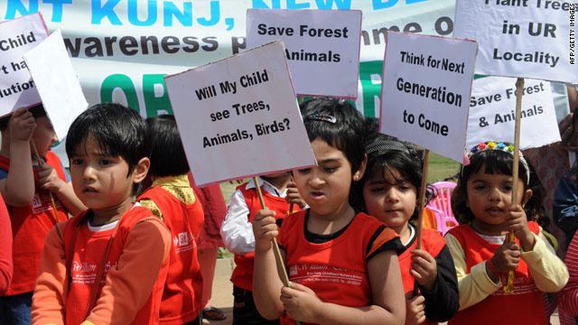 Image result for Delhi kids to join global bunk school protest against climate change