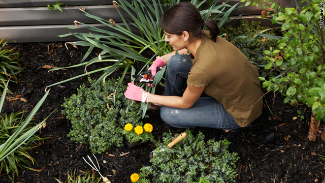 Why gardening is good for your health | ecogreenlove