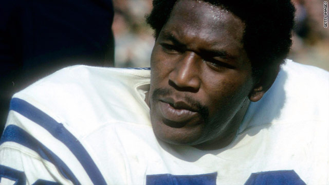 "Charles ""Bubba"" Smith, pro football player and later ""Police Academy"" star, was found dead in his home at age 66."