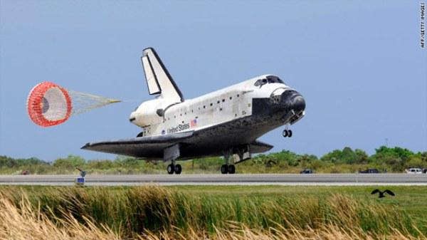 NASA announces new homes for retiring space shuttles - CNN.com