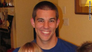 Austin Taylor Bice disappeared in the early morning hours of February 26 in Madrid.