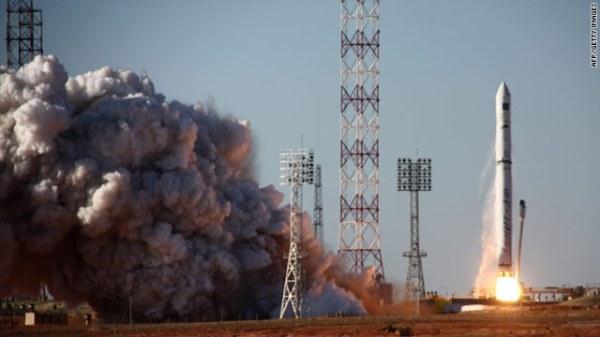 Russia: Cargo rocket crashes in Siberia - CNN.com