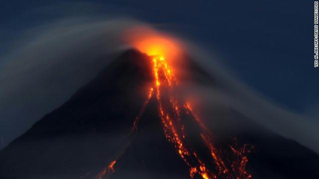 فصل المقال فى البركان والزلزال