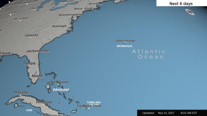 Hurricane Jose plots