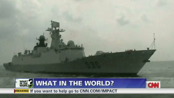 China flexes its military muscles – Global Public Square ...