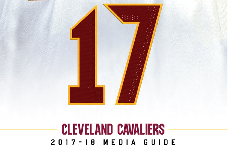Media Guide | Cleveland Cavaliers