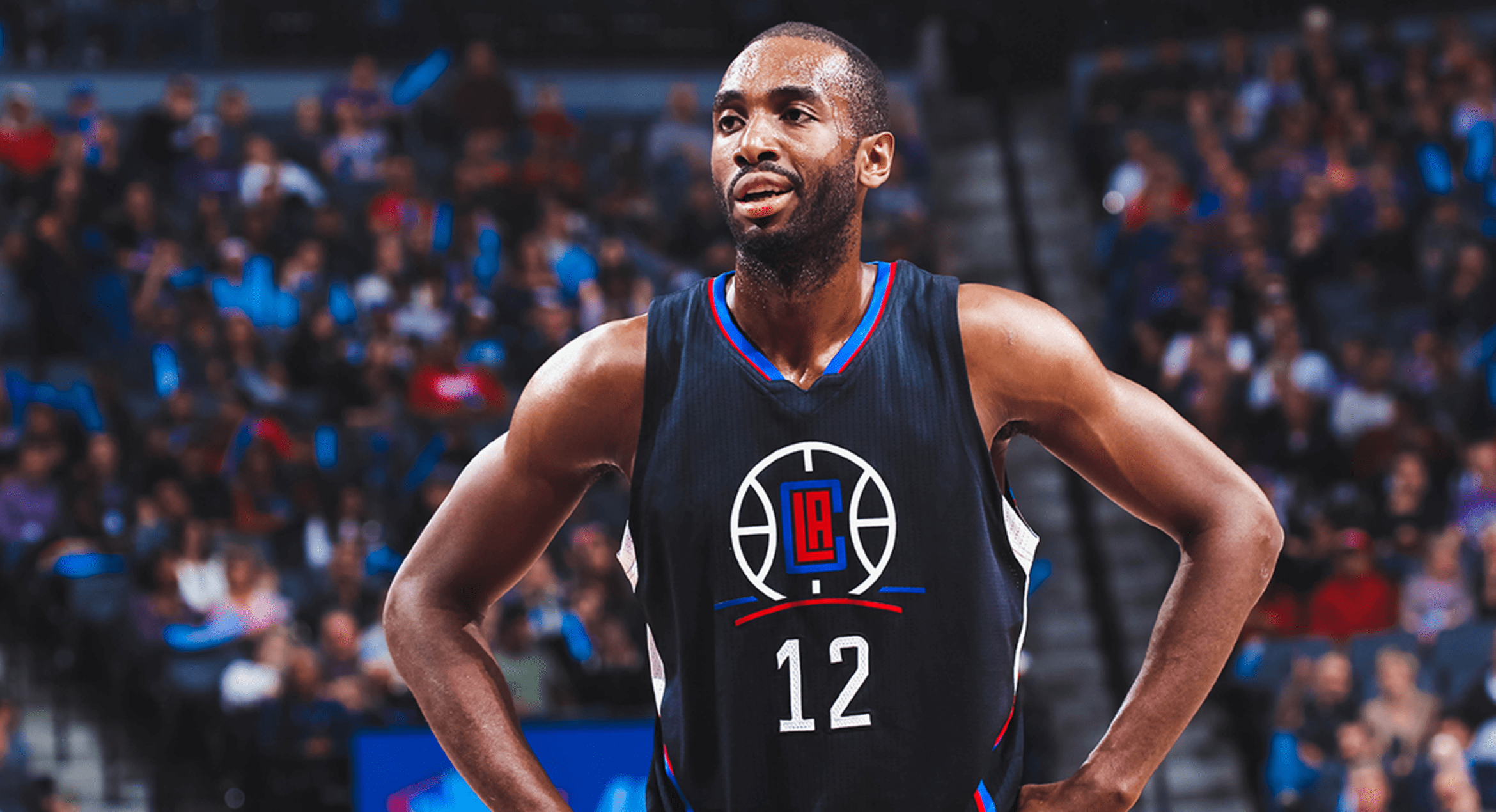 Image result for luc mbah a moute clippers
