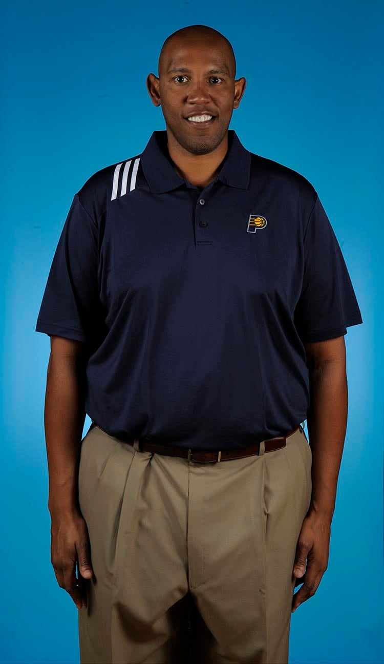 Pacers Retain Assistant Coach Popeye Jones Indiana Pacers