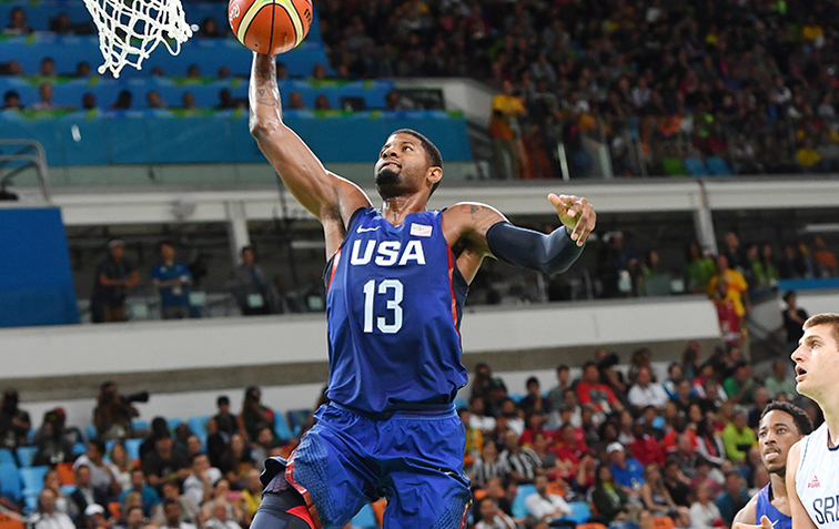 2016 U.S. Olympic Men's And Women's Basketball Teams Share ...