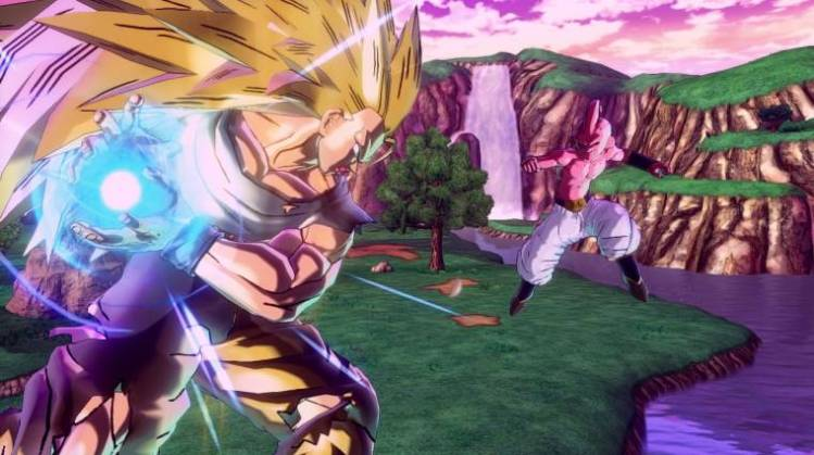 Dragon Ball Xenoverse 2 – So sieht ein Nintendo Switch aus