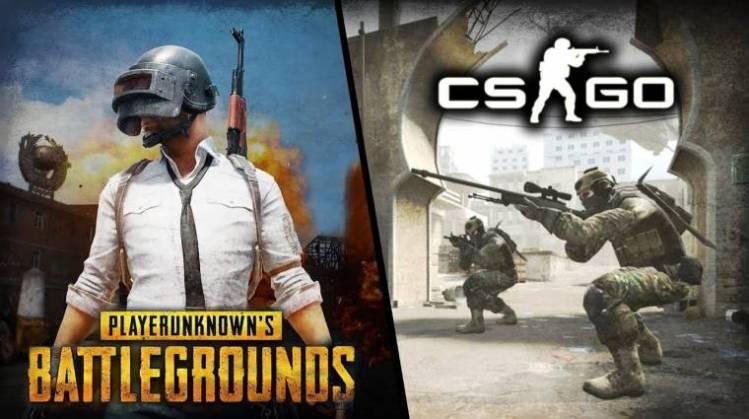 Die Schlachtfelder von PlayerUnknown – sogar einen Moment vor CS: GO
