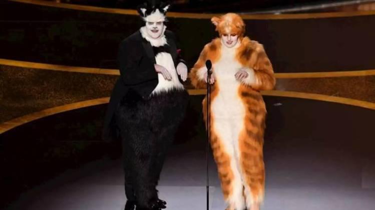 Es war der schrecklichste Moment der diesjährigen Oscar-Gala