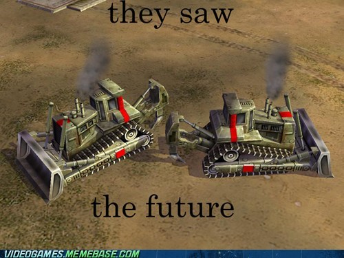 Video Games   rts   video game memes  Pok    mon GO   Cheezburger China command and conquer rts the future the internets   6452398848