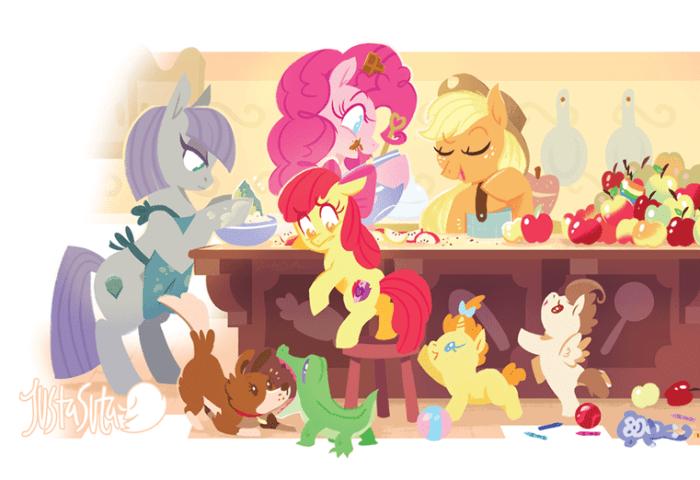 Apple Pie Apple Pie My Little Brony My Little Pony Friendship