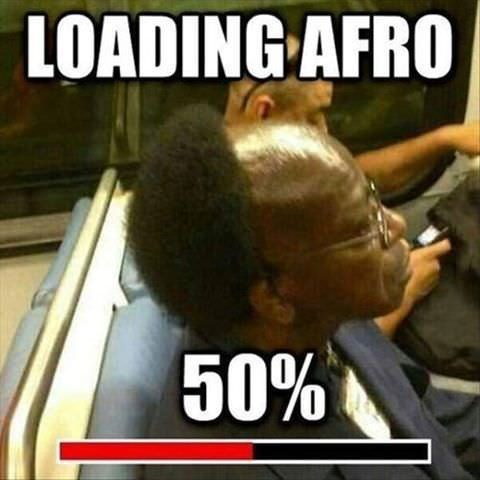 Image of: Funniest Funny Picture Meme Of Man Who Looks Like His Afro Is Loading Onto His Domed Cheezburger 50 Hilarious Memes Thatll Make You Lose It Memebase Funny Memes